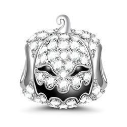 """""""Zucca Per Halloween"""" Charm In Argento Sterling"""