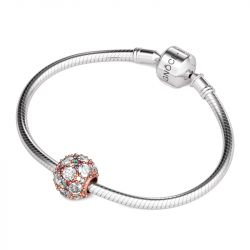 Pietra Colorata Charm In Argento Sterling